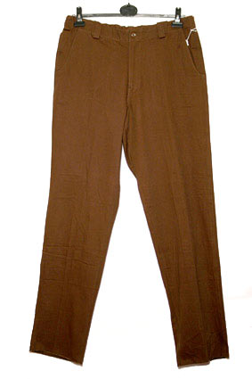Corniche Trousers heavy drill trousers view 1