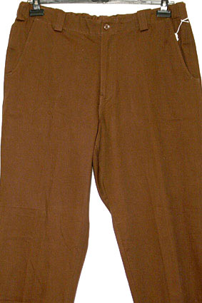 Corniche Trousers heavy drill trousers view 2