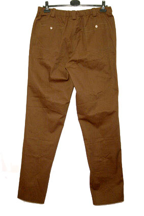 Corniche Trousers heavy drill trousers view 3