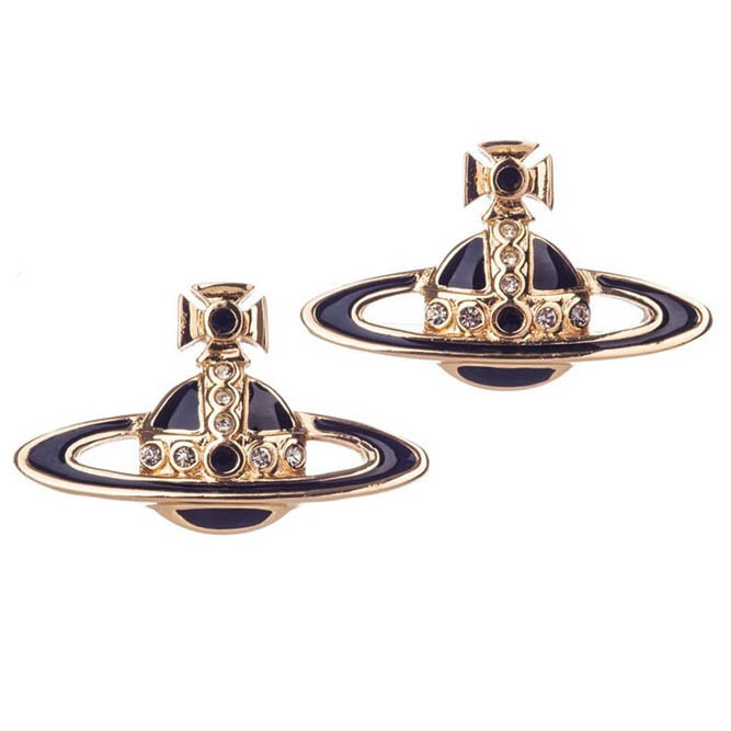 Vivienne Westwood Jewellery Women Black Earrings