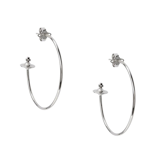 Vivienne Westwood Jewellery Women Silver Earrings