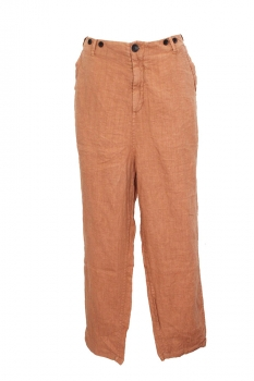 Aleksandr Manamis Tan Trousers
