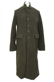 Aleksandr Manamis Hunters Green Coat