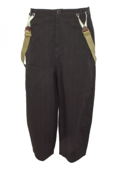Aleksandr Manamis Brown Trousers