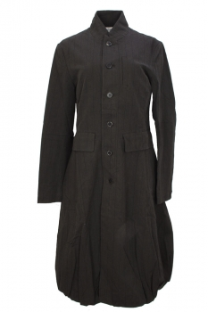 Aleksandr Manamis Brown Coat