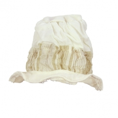 Kloshar Hats Natural White Hat
