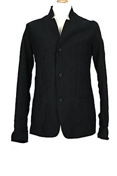 Masnada Men Black Jacket