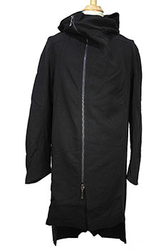 Masnada Men Black Coat