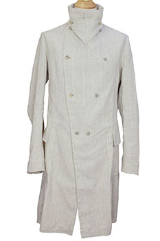 Masnada Men Chalk Coat