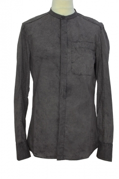Masnada Men Storm Grey Shirt