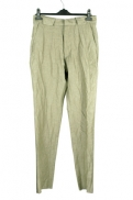 Nigel Cabourn Formal Pant in cotton linen mix