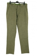 Nigel Cabourn Formal Pant in army colour
