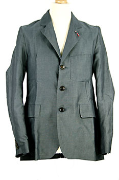 Nigel Cabourn Business jacket in navy