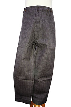 Nigel Cabourn Grey Trousers