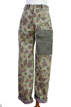 Nigel Cabourn Camo Trousers