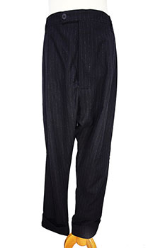 Pal Offner Black Trousers