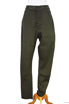 Rundholz Green Trousers