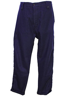 The Lost Explorer Blue Trousers