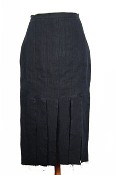 Barbara Bologna Black Skirt