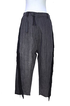 Barbara Bologna Grey Trousers