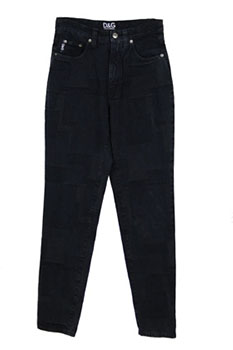 Dolce and Gabbana Black Jeans