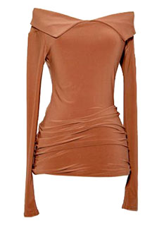 Gail Berry Brown Top