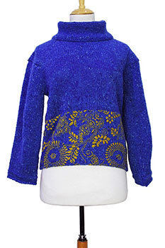 High Blue Knitwear