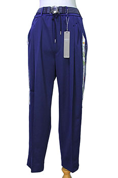 High Blue Trousers