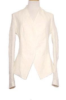 Masnada White Jacket