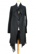 Masnada Black Coat