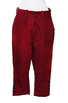 Masnada Red Trousers