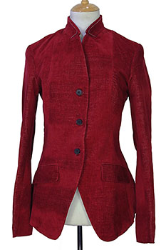 Masnada Red Jacket