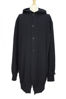 Nostrasantissima Black Coat