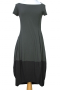 Rundholz Dark Olive Dress