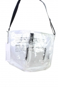 Rundholz Transparent Bag