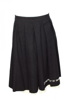 Rundholz Black Skirt