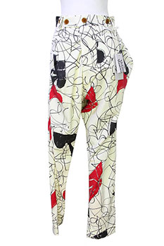 Vivienne Westwood Mixed Colours Trousers