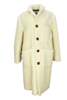 Vivienne Westwood Off White Coat