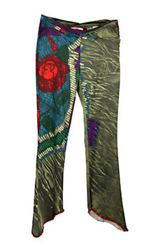 Voyage Mixed Colours Trousers