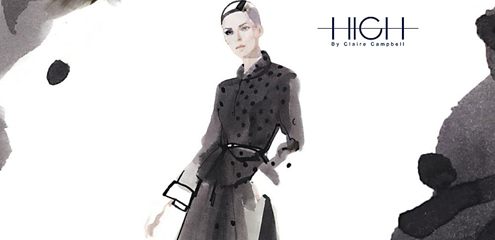 High Clothing by Claire Campbell Autumn Winter 2015
