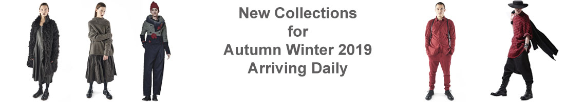 New Autumn Winter Arriving
