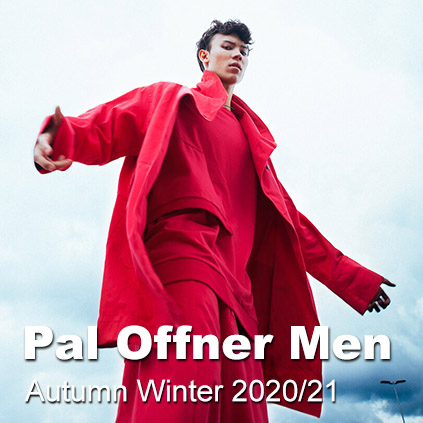 Pal Offner Men Autumn Winter 2018