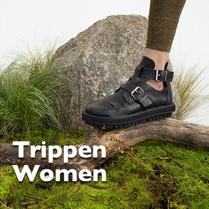 Trippen Shoes & Boots Autumn Winter 2018