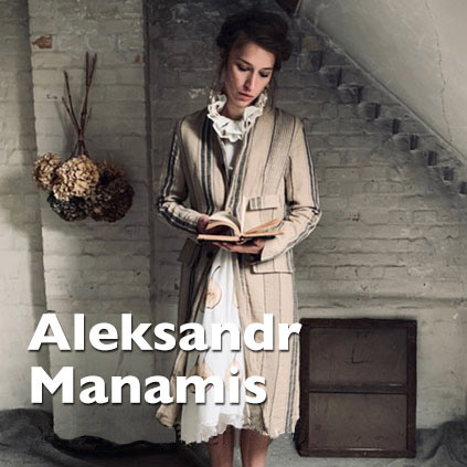 Aleksandr Manamis for Women Autumn Winter 2018