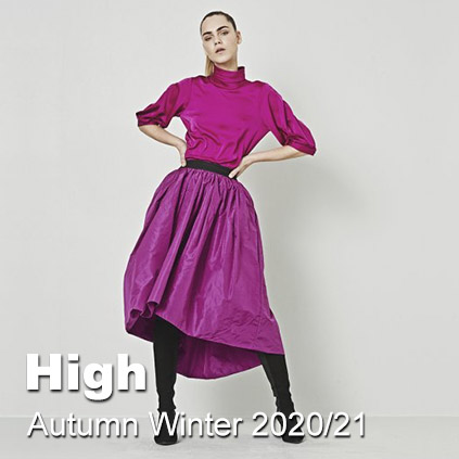 High by Claire Campbell Autumn Winter 2019