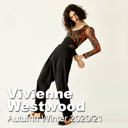 Vivienne Westwood Women Autumn Winter 2019