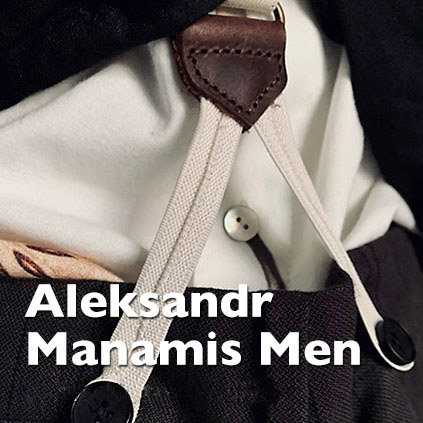 Aleksandr Manamis for Men Autumn Winter 2019
