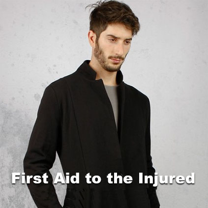 First Aid to the Injured Collection for Men Autumn Winter 2020/21