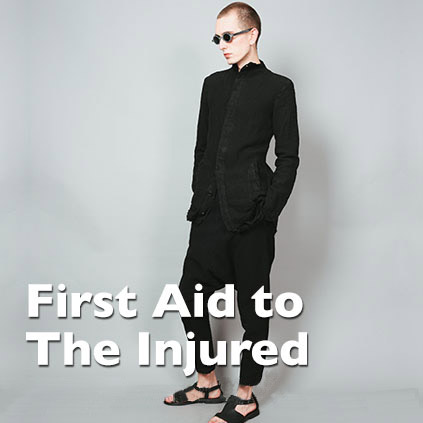 Rundholz Collection for Men Autumn Winter 2019