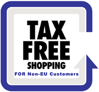 Tax Free Shopping for customers outside the EU